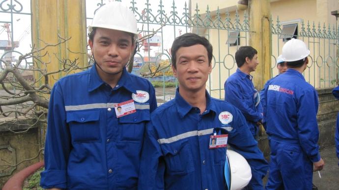 Tuyển lao động phổ thông có kinh nghiệm tay nghề