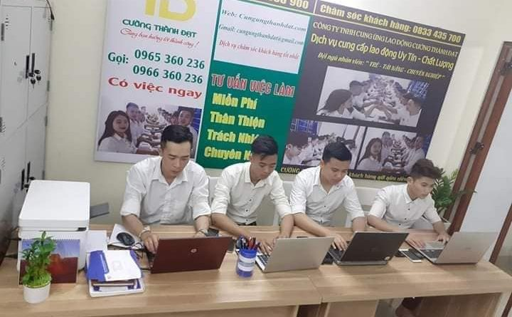 Dịch vụ giúp việc uy tín / Cung cấp người giúp việc phí rẻ tại Hà Nội