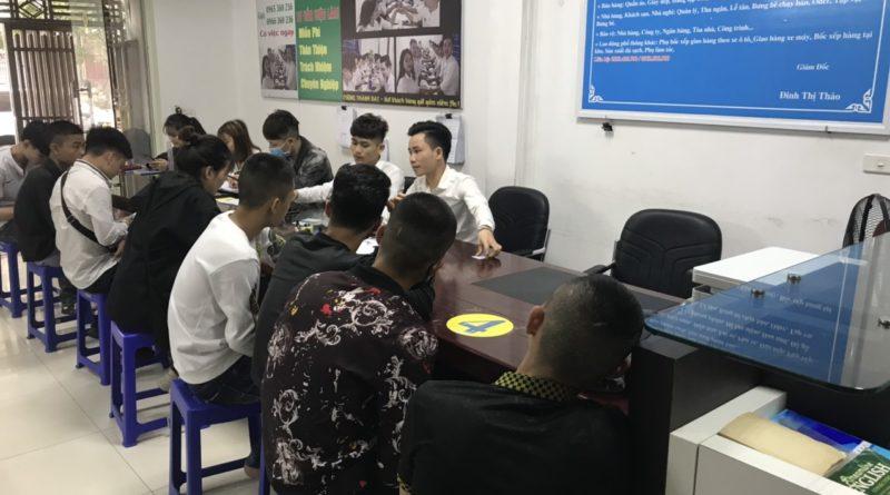 Dịch vụ giúp việc gia đình tại quận Tây Hồ Hà Nội