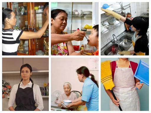 Giúp việc gia đình / Dịch vụ giúp việc gia đình uy tín tại Hà Nội