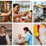 Giúp việc, giúp việc gia đình, giúp việc nhà quận Tây Hồ Hà Nội