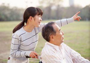 Tìm người chăm sóc người già / Dịch vụ giúp việc chăm người già uy tín