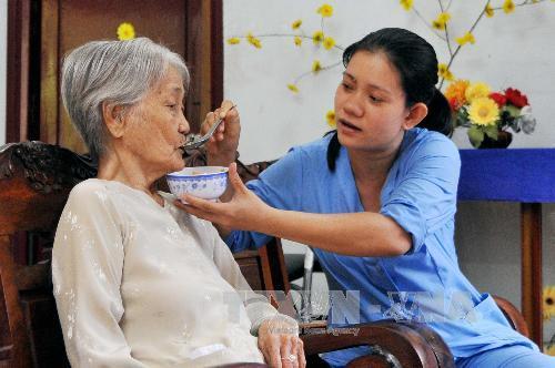 Tìm người chăm ông bà, chăm sóc người bệnh tại nhà