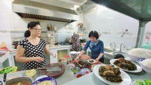 Giúp việc / giúp việc nhà / dịch vụ giúp việc nhà quận Ba Đình - Hà Nội